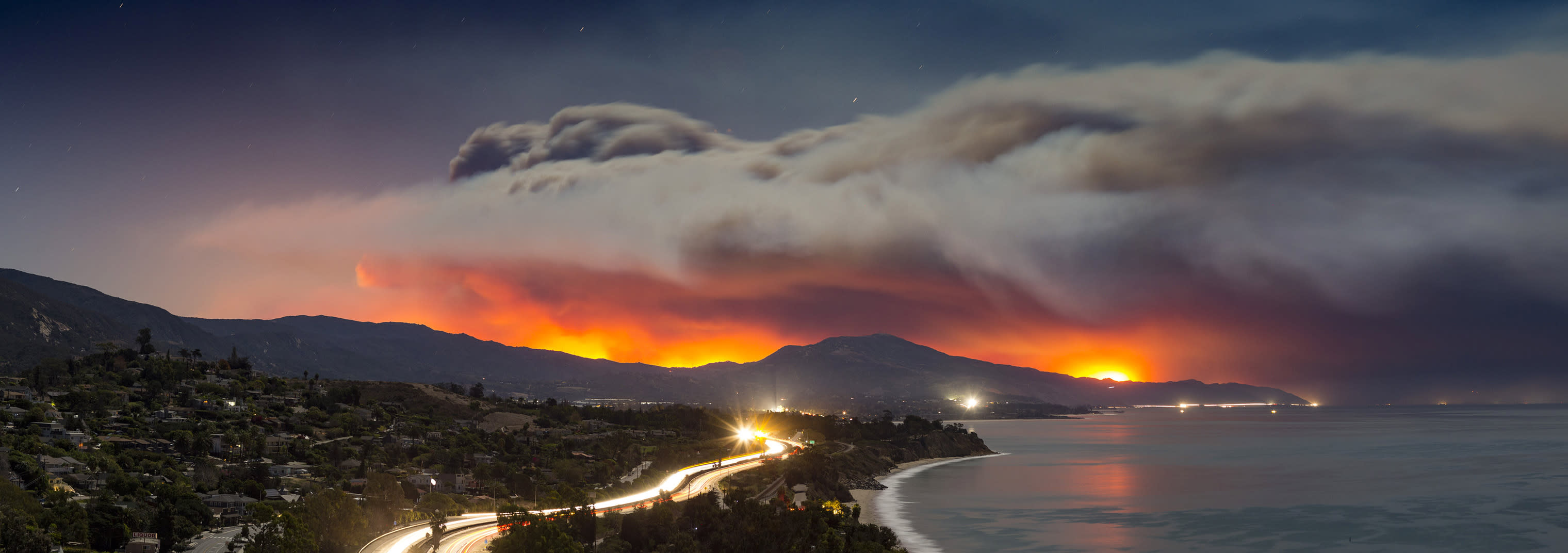 Ventura Fire Map >> Wildfires Could Bring 'Another Tragedy' to California