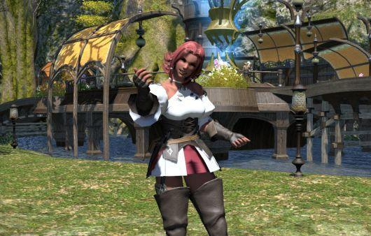 The battle is joined: Starting new and fighting through Final Fantasy XIV's relaunch