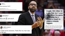 The NBA litness test: David Fizdale's firing is tearing apart the NBA