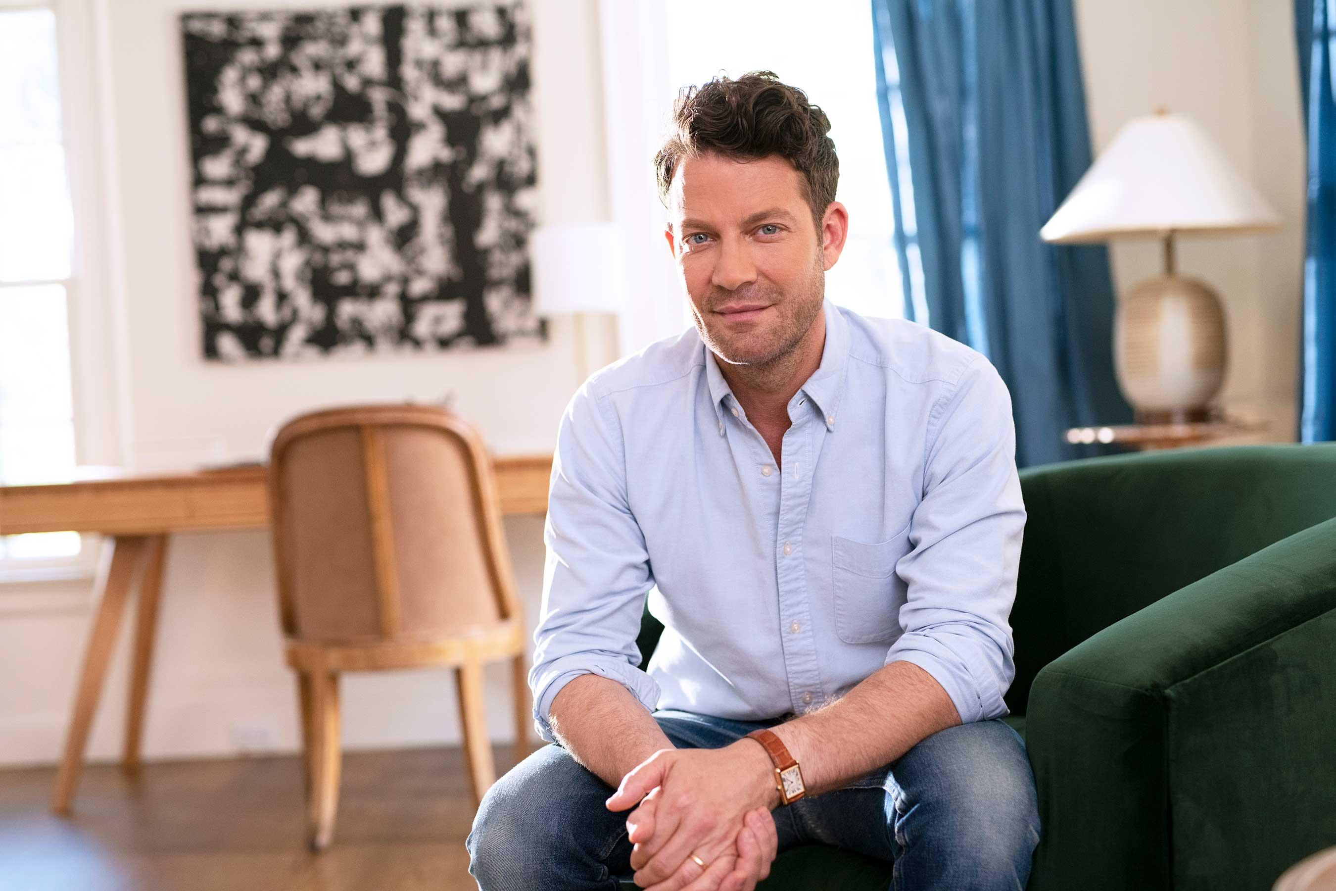 Novartis Teams Up With Celebrity Interior Designer Nate Berkus To Launch My Home In Sight, A Program Empowering People With Wet AMD To Live More Independently At Home