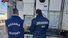 Traffico illegale rifiuti tra Italia e Albania: 4 denunce ad Ancona
