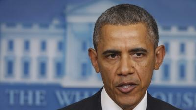 Obama Warns Russia of 'Costs' in Ukraine
