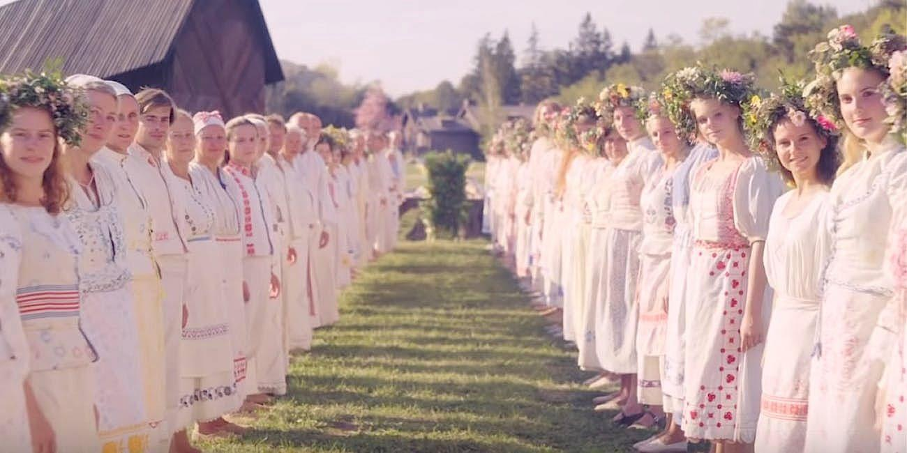 'Midsommar' Was Already Terrifying. Then Fans Found Subliminal Dead Faces In The Movie.