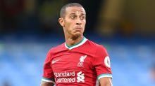 Liverpool's Thiago Alcantara tests positive for Covid-19