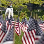 U.S. COVID-19 death toll nears 100,000