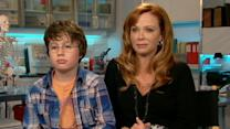 Lauren Holly Is Worried About Raising Liars