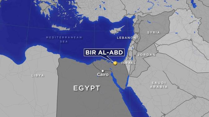 Egitto, attentato in moschea: i morti sono ora 235