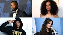 'We're not afraid to stand': Celebrities protest against police brutality