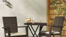This bistro set is perfect for warmer weather  – and it's on sale