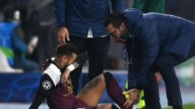 Thigh injury could sideline Neymar until international break
