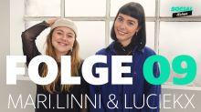 Social Mixtape Episode 9 (Videocast): luciekx und mari.linni über Nachhaltigkeit und ihre Vegan-Must-haves