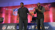 Ravens almost missed out on Ray Lewis, Jonathan Ogden in team's first draft