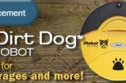 iRobot's Dirt Dog: Roomba gets a 'tude