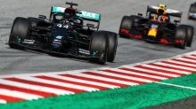 Horner says Hamilton should consider changing his track approach
