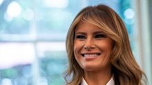 Melania Trump surges in popularity according to new poll