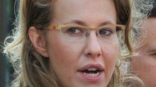 Candidatura de Sobtchak anima presidenciais russas e divide oposição