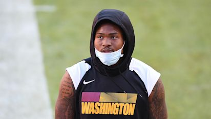 Steelers signing former Washington QB Haskins