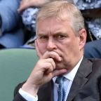 "Prince Andrew says he ""let the side down"" for being friends with Jeffrey Epstein"