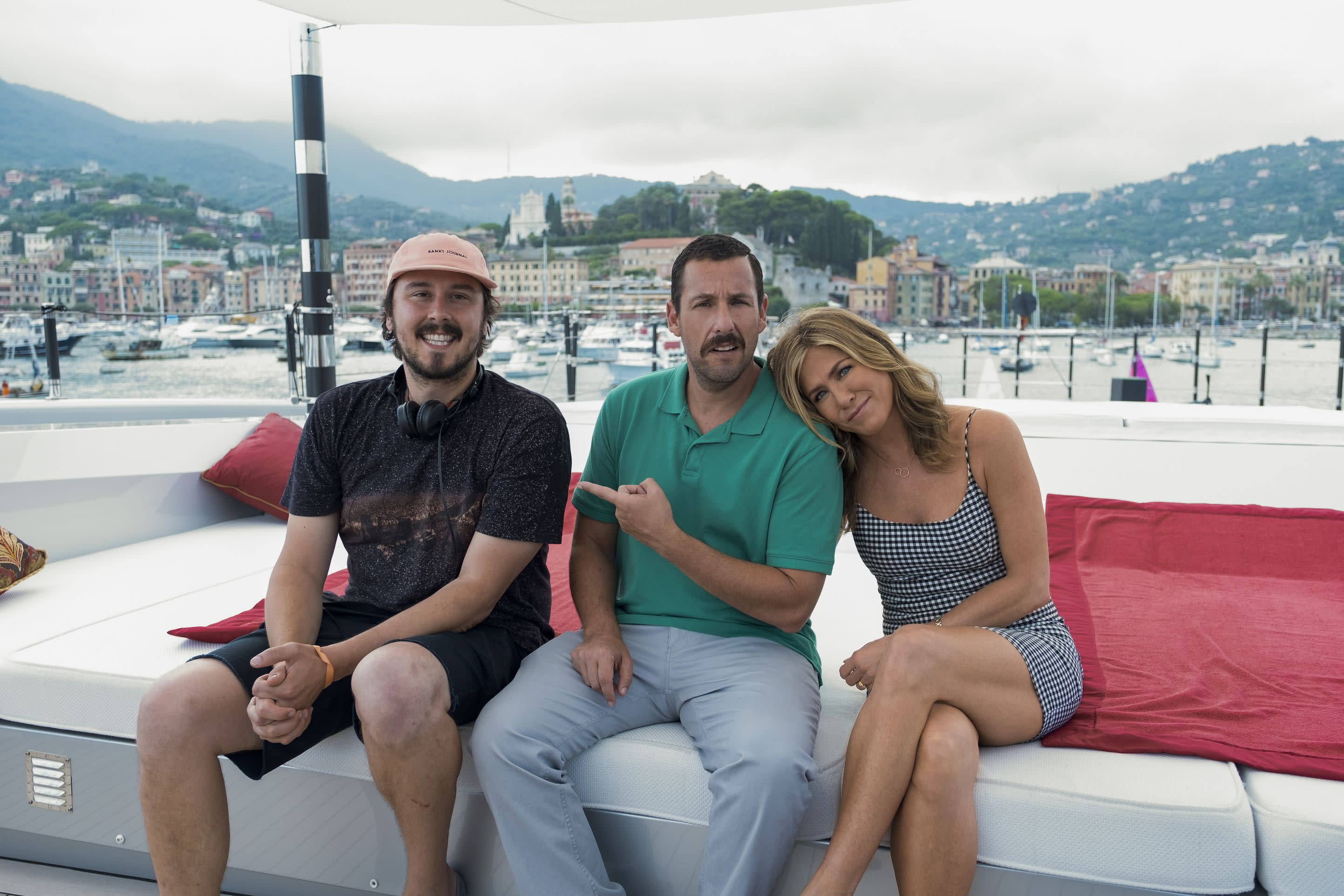 Murder Mystery,' starring Jennifer Aniston and Adam Sandler