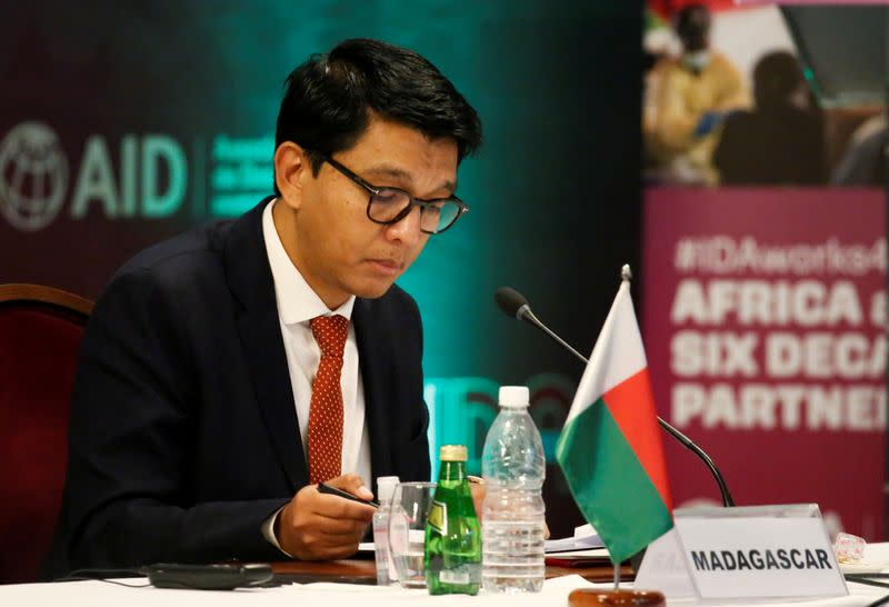 Un Français soupçonné dans le projet d'assassinat du président malgache