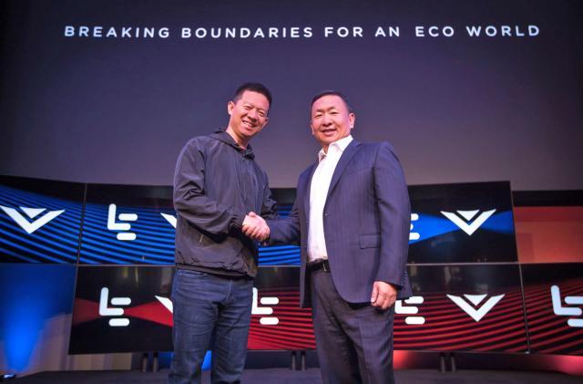 Vizio sues LeEco in the wake of their failed $2 billion deal