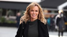 Amanda Holden amazes fans with family snap of 'lookalike' daughters on country walk