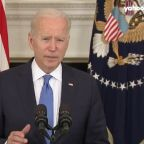 Biden discusses how the Restaurant Revitalization Fund will help restaurants