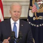 Biden discusses how the Restaurant Revitalization Fund will help restaurants