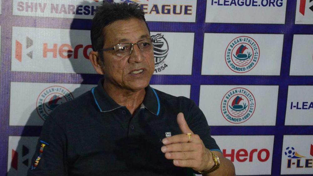I-League: Sanjoy Sen - Mohun Bagan can still be champions