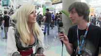 Jessica Nigri E3 2013 Interview