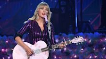 Taylor Swift Announces City of Lover Concert Film