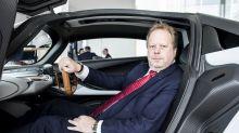 Aston Martin CEO Woos Investors With Supercars at Goodwood Gala