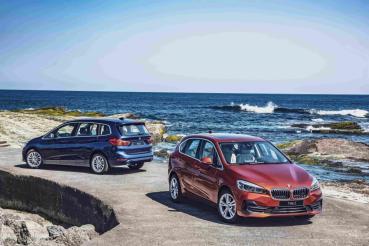 樂趣生活就此成行!BMW 2系列Active Tourer/Gran Tourer Deluxe Edition 149萬、179萬正式上市