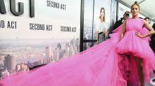 Los mejores (y peores) looks monocromáticos de Jennifer Lopez
