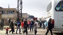 Syria: Final evacuation of Homs begins under close Russian supervision