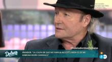 """Amador: """"Rociíto y Fidel hicieron actuar a Rocío Jurado cuando estaba muy enferma y ya no podía"""""""