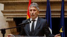 Marlaska afirma que los tuits del jefe de Navarra son de gravedad importante