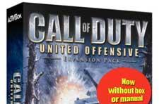 Call of Duty 2, other Activision games on Steam