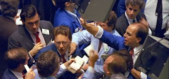 Why 1987 market crash was 'accident waiting to happen'