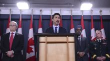 'I want answers': Trudeau says Ukraine International Airlines plane was shot down by an Iranian surface-to-air missile