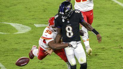 Lamar Jackson: Chiefs are 'our kryptonite'