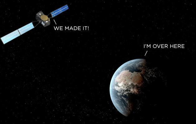 Europe launches two navigation satellites into the wrong orbit