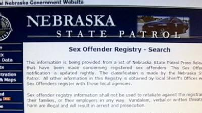 Offenders Cry Foul Over Sex Registry Changes