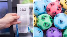 'Best mistake ever' leads to man's $2 million Lotto win