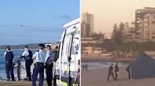 Mystery surrounds identity of fully-clothed woman found dead at beach