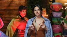 Bruna Marquezine escolhe look confortável e lindo para aniversário de Titi