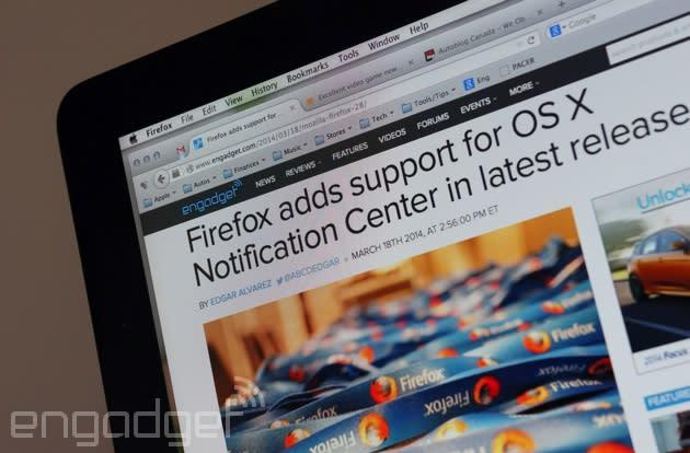 Firefox gets a big redesign that's all about customization