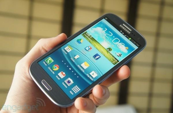PSA: Samsung Galaxy S III for AT&T now in stores
