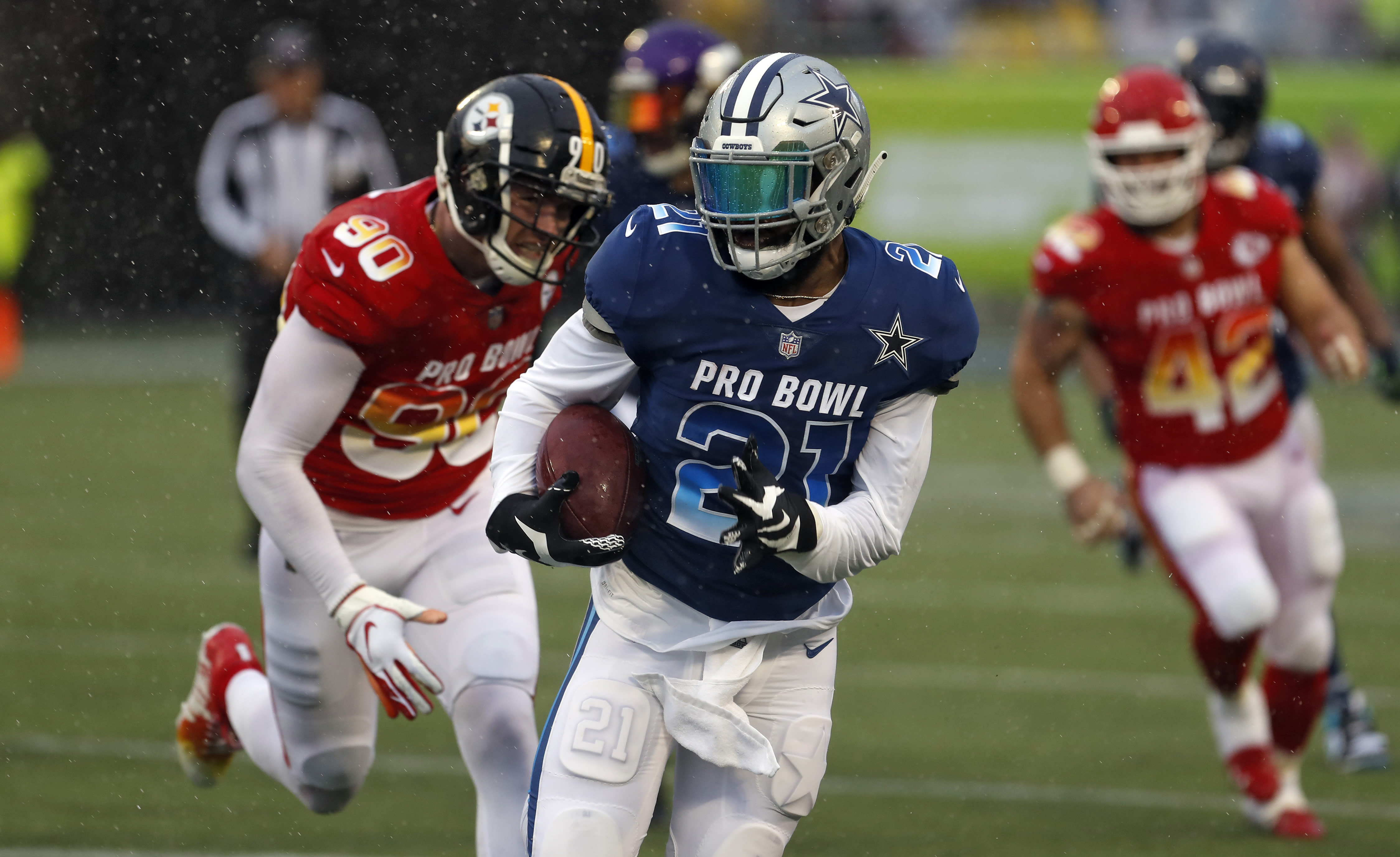 finest selection 288d8 ae6c9 Orlando is awarded fourth straight Pro Bowl, for 2020