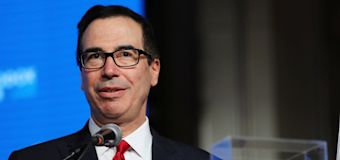 Treasury secretary: Trade war with China 'on hold'